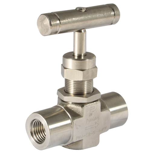 Psi rated imperial needle valves female nptf