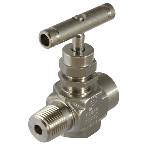 Psi rated imperial needle valves male female nptf
